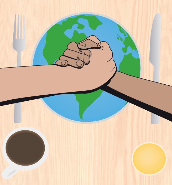 """""""Refugees Breakfast"""" ein voller Erfolg"""