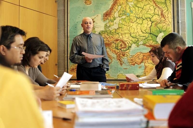 Deutsch-Lehrkräfte für Integrationskurse gesucht
