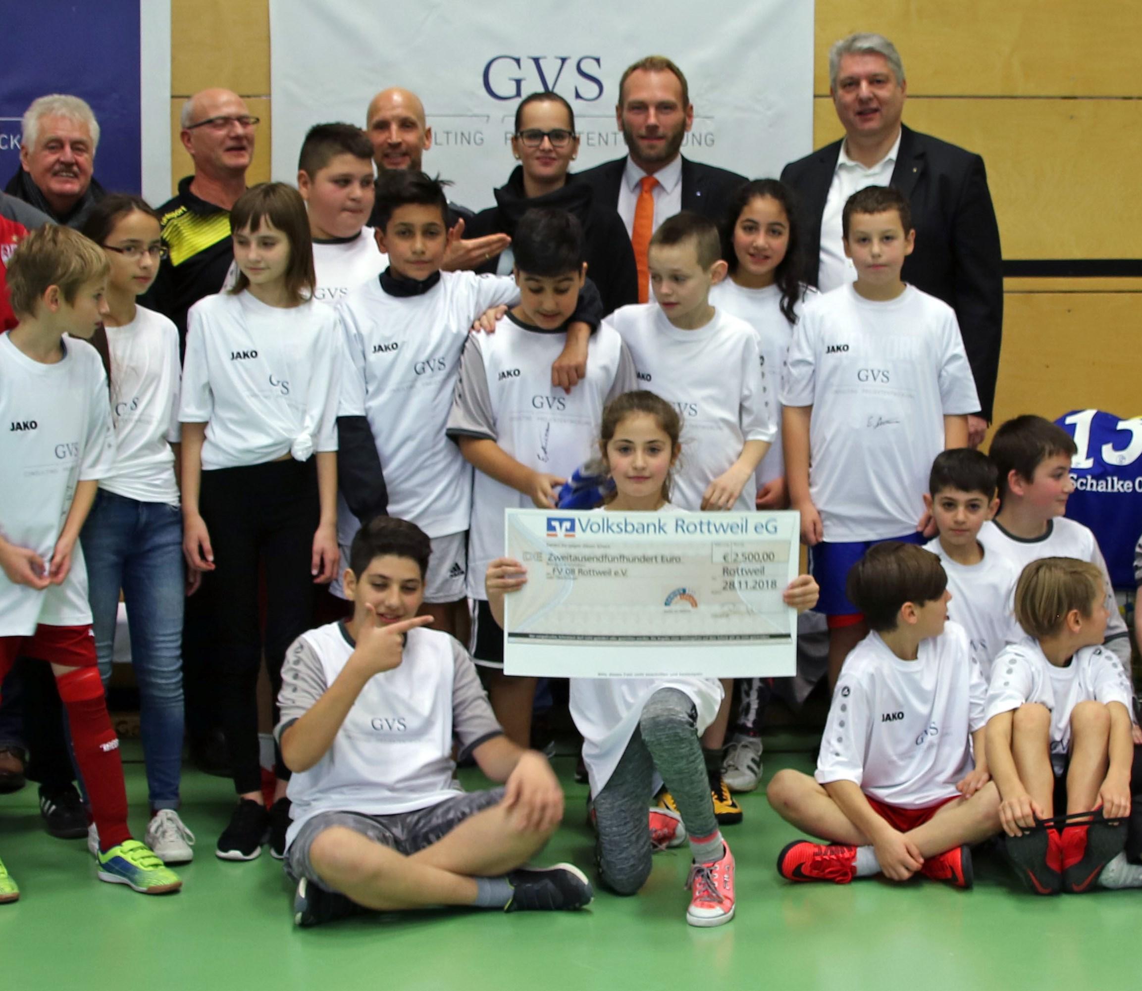 """Happy Integration Kids"": Fußball-Integrations-Highlight für Schülerinnen und Schüler"