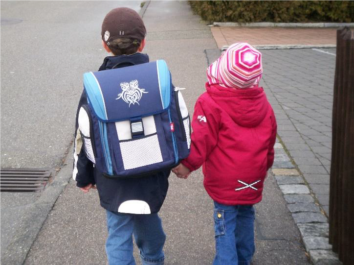 Aktion Schulranzen 2019: Neue Schulranzen zur Einschulung