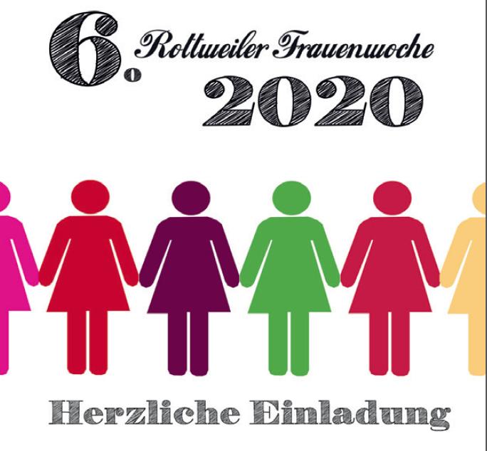 6. Rottweiler Frauenwochen 2020