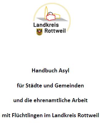 "Neues ""Handbuch Asyl"""